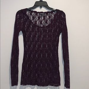 Express lace long sleeve!